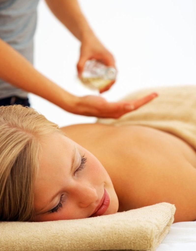 Taoma Kosmetik Olching - Harmony Aromaöl Massage